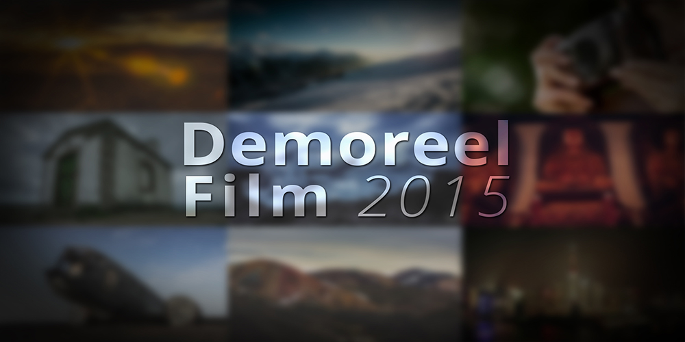 Demoreel Film 2015